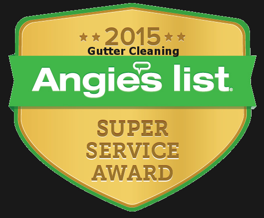 Angies List 2015 Gutter Cleaning by Aqua Pressure Washing/Cleaning